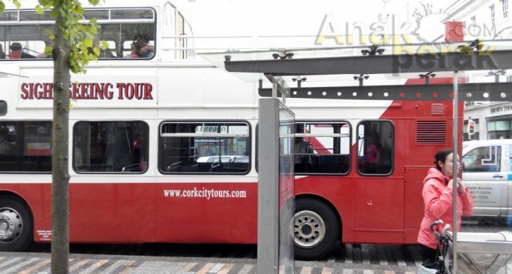 Cork Tour Bus