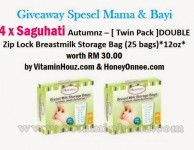 4 x saguhati giveaway spesel mama & bayi by vitaminhouz.com