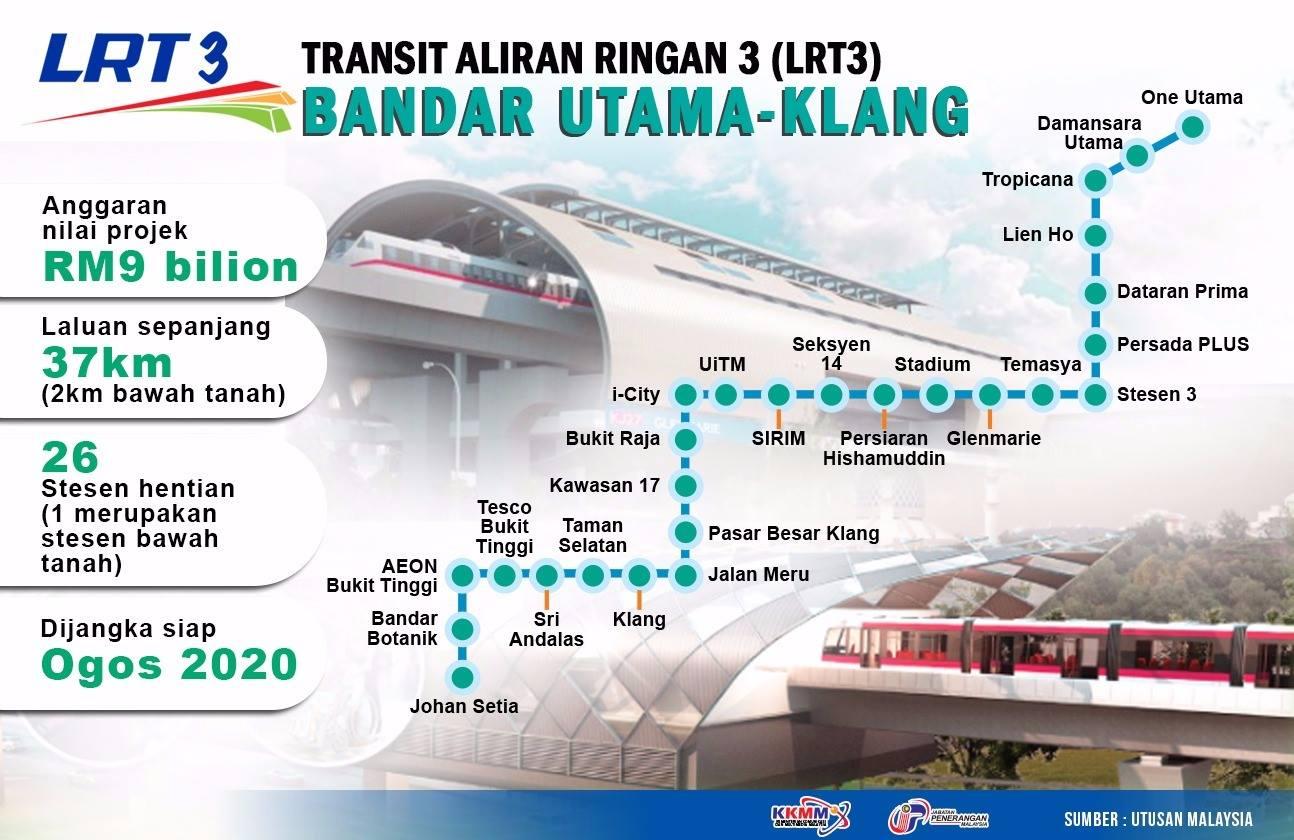 LRT3 Map