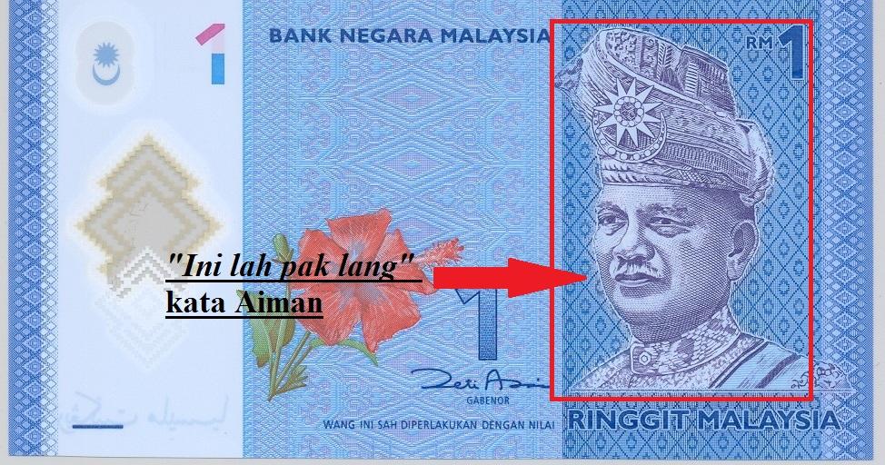duit kertas rm1