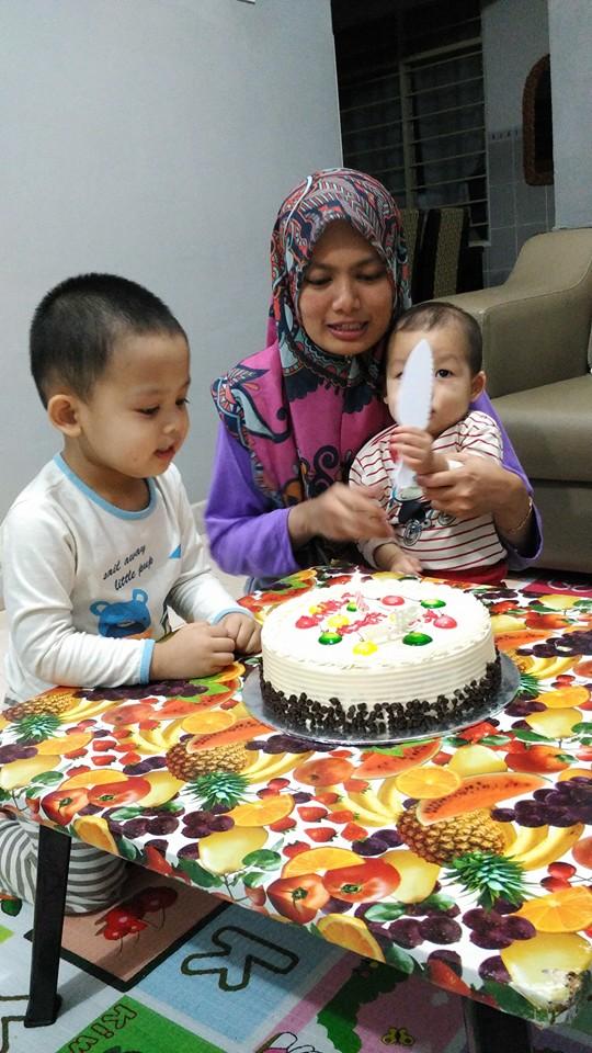 happy 1st birthday arif