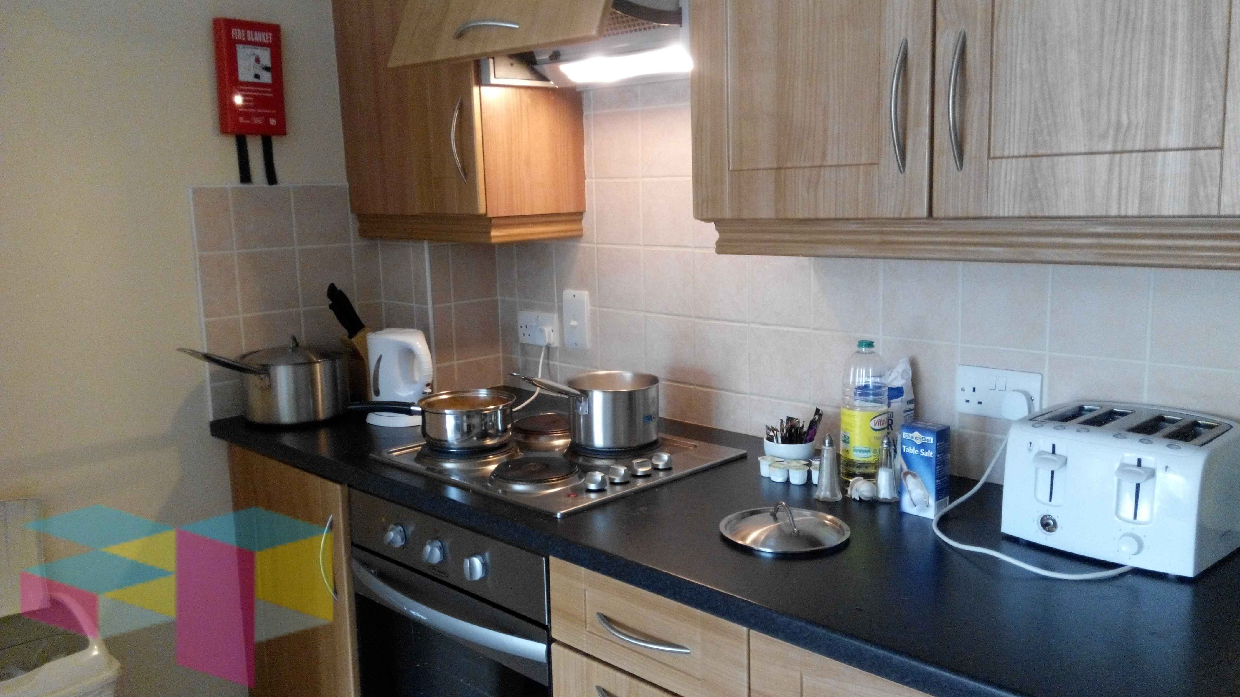 Dapur dalam apartment